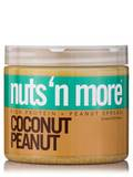 Nuts 'N More Coconut Peanut Butter - 16 oz (454 Grams)
