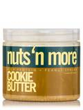 Nuts 'N More Cookie Butter High Protein Peanut Spread - 16 oz (454 Grams)