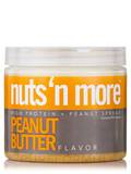 Nuts 'N More Peanut Butter - 16 oz (454 Grams)