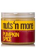 Nuts 'N More Pumpkin Spice Peanut Butter - 16 oz (454 Grams)
