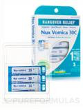 Nux Vomica 30C (Hangover Relief) - 3 Tubes (Approx. 80 Pellets Per Tube)