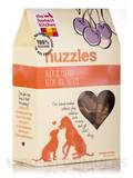 Nuzzles® Duck & Cherry Dog Treats - 1 lb (454 Grams)