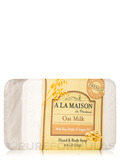 Oat Milk Soap Bar - 8.8 oz (250 Grams)