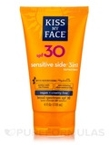 Sensitive Side 3in1 SPF30 Sunscreen Lotion - 4 fl. oz (118 ml)