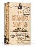 Oatmeal Bar Soap - 4.25 oz (120 Grams)