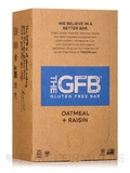 Oatmeal Raisin Protein Bar - Box of 12 Bars (2.05 oz / 58 Grams each)