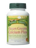 Ocean Greens Calcium Plus - 120 Tablets