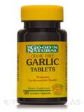 Odor Free Garlic - 100 Coated Tablets