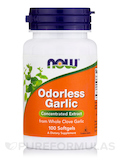 Odorless Garlic - 100 Softgels