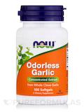 Odorless Garlic - 100 Softgels
