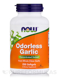 Odorless Garlic - 250 Softgels