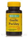 Odorless Garlic and Parsley (500 mg/100 mg) - 100 Softgels