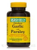 Odorless Garlic and Parsley (500 mg/100 mg) 250 Softgels