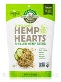 Organic Hemp Hearts 12 oz (340 Grams)