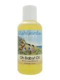 Oh Baby! Oil (with Calendula) - 4.5 fl. oz (135 ml)