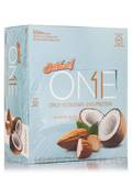 Oh Yeah! One Bar Almond Bliss - Box of 12 Bars (2.12 oz / 60 Grams each)
