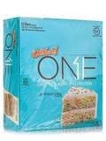 ONE Protein Bar, Birthday Cake - Box of 12 Bars (2.12 oz / 60 Grams each)