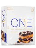 Oh Yeah! One Bar Blueberry Cobbler - Box of 12 Bars (2.12 oz / 60 Grams each)