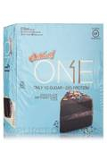 Oh Yeah! One Bar Chocolate Birthday Cake Flavor - Box of 12 Bars (2.12 oz / 60 Grams each)