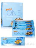 ONE Protein Bar, Chocolate Chip Cookie Dough - Box of 12 Bars (2.12 oz / 60 Grams each)