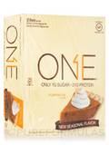Oh Yeah! One Bar Pumpkin Pie Flavor - Box of 12 Bars (2.12 oz / 60 Grams each)