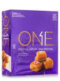 ONE Protein Bar, Salted Caramel - Box of 12 Bars (2.12 oz / 60 Grams each)