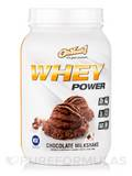 Oh Yeah! Whey Power Chocolate Milkshake - 2 lbs (908 Grams)