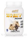 Oh Yeah! Whey Power Cookies & Creme - 2 lbs (908 Grams)