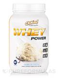 Oh Yeah! Whey Power Vanilla Créme - 2 lbs (908 Grams)
