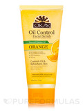 Oil Control Orange Facial Scrub - 6 oz (170 Grams)