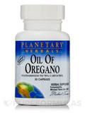 Oil of Oregano - 30 Vegetarian Capsules