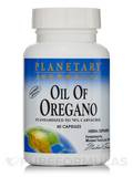Oil of Oregano - 60 Vegetarian Capsules