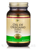 Oil of Oregano Extract 150 mg - 60 Softgels