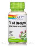 Oil of Oregano 150 mg - 60 Vegan Softgels