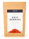 Ojio Goji Berries, Raw, 100% Organic - 8 oz (227 Grams)