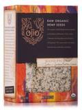 Ojio Hemp Seeds, Raw, Organic - 8 oz (227 Grams)