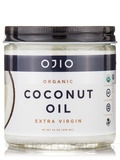 Ojio Organic Coconut Oil - Extra Virgin - 16 oz (470 ml)