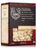 Ojio Raw Organic Cashews - 8 oz (227 Grams)