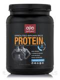 Ojio Sport Sprouted Brown Rice Protein Natural Flavor - 30 Servings (630 Grams)