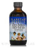 Old Indian Syrup for Kids Wild Cherry Flavor 4 fl. oz (118.28 ml)