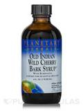 Old Indian Wild Cherry Bark Syrup - 4 fl. oz (118.28 ml)