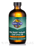 Olde World® Icelandic Cod Liver Oil - 8 fl. oz (236 ml)
