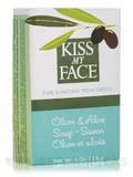 Olive & Aloe Soap Bar 4 oz (115 Grams)