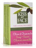 Olive & Chamomile Soap Bar - 4 oz (115 Grams)