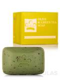 Olive Oil & Green Tea Bar Soap - 5 oz (141 Grams)