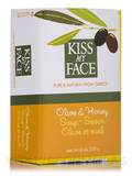 Olive & Honey Soap Bar - 8 oz (230 Grams)