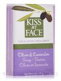Olive & Lavender Soap Bar 4 oz