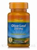 Olive Leaf 250 mg (Standardized Extract) 60 Capsules
