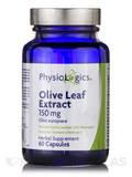 Olive Leaf 150 mg - 60 Capsules