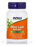Olive Leaf Extract 500 mg - 50 Vegetarian Capsules